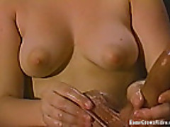 HomegrownVideos - Marias Slippery Hand Job