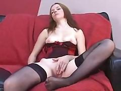Summer Is A Sexy Redhead That Can Handle His Massive Piece Of Meat