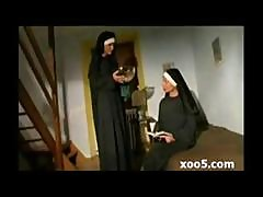 These Nuns May Not Be Able To Fuck But They Sure Can Lick Pussy