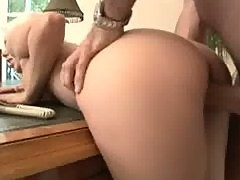 blonde fucking with her boss