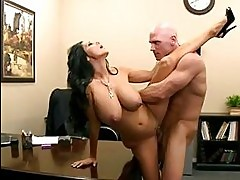 Ava Addams wants nothing more than her lovers awesome nectar...