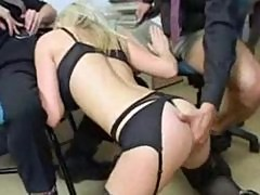 Jamie Brooks: Dirty Office Slut