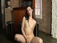 Tranny Agatha Wants You To Watch Her Cum