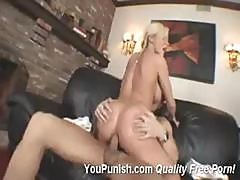 Bree Olson First Anal Scene