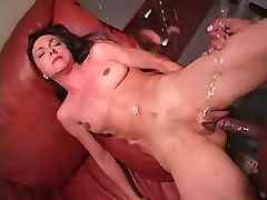 Cytherea Sucks His Black Cock And Then Sits On It To Fuck