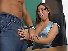 Devon Lee Wants To Get In A Little Ass Fucking On A Break