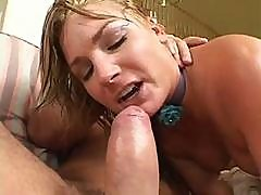 Flower Tucci Plays With Her Toys Before Taking Cock Up Her Ass