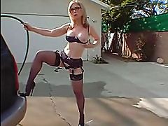 NIna Hartley Slutty White Milf
