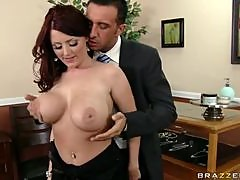 Deep Throated Anal Slut Sophie Dee Goes Ass To Mouth In High Heels