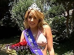 Teagan Presley is an anal princess