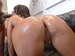 oiled up brazilian butts 3