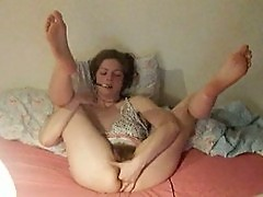 Hairy pussy exhibitionist 10